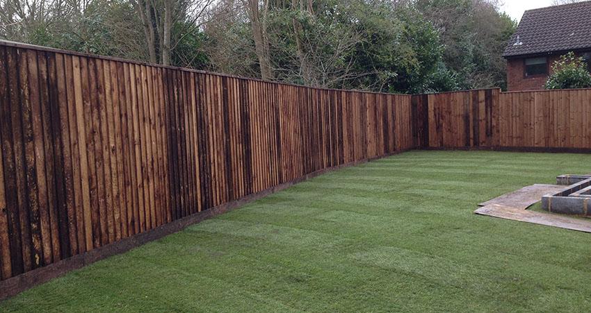 Garden Fencing Southampton