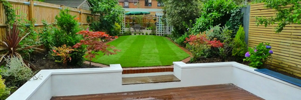 We've been providing landscaping services since 2001