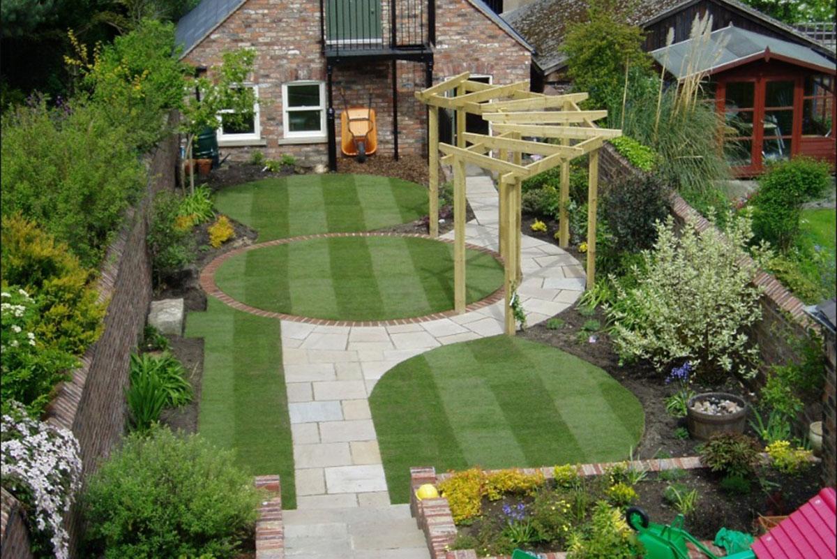 Bespoke Rear Garden